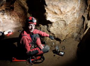fot. Michał Kamiński, jaskinia Koralowa